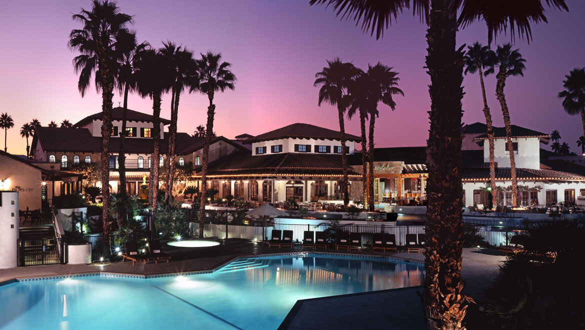 Omni Rancho Las Palmas Resort & Spa, Rancho Mirage, CA (near Palm Springs)